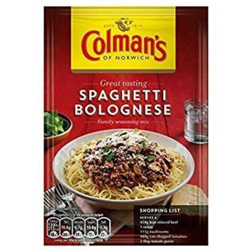 Colman's Colman's Spaghetti Bolognese Mix
