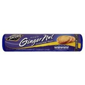 Jacob's Jacobs Ginger Nut
