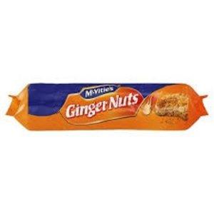 McVitie's McVities Ginger Nuts 250g