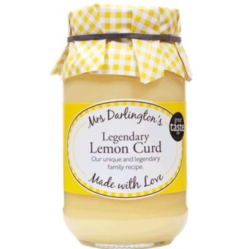 Mrs. Darlington's Lemon Curd