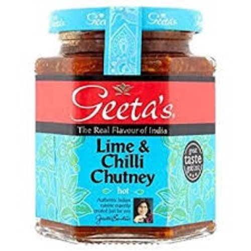 Geeta's Geeta's Lime and Chilli Chutney