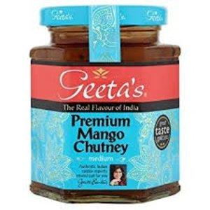 Geeta's Geeta's Mango Chutney