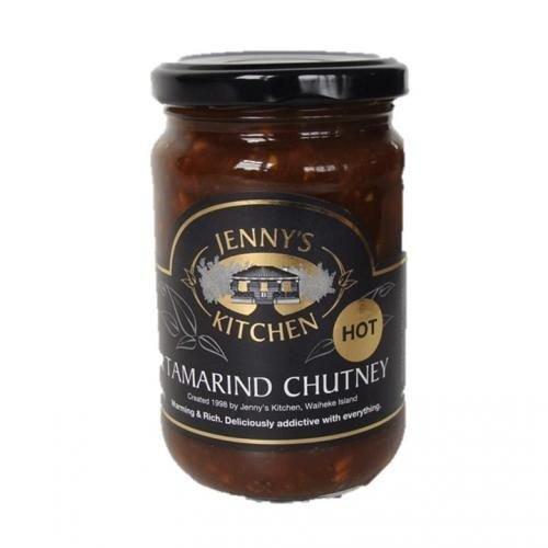 Jenny's Kitchen Tamarind Chutney - Hot