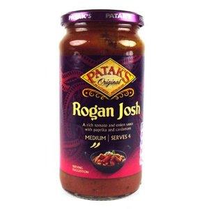 Patak's Pataks Rogan Josh Curry Simmer Sauce