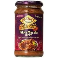 Pataks Tikka Masala Curry Simmer Sauce