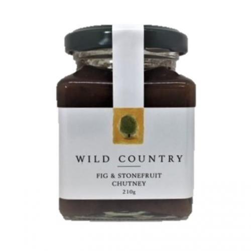 Wild Country Fig & Stonefruit Chutney