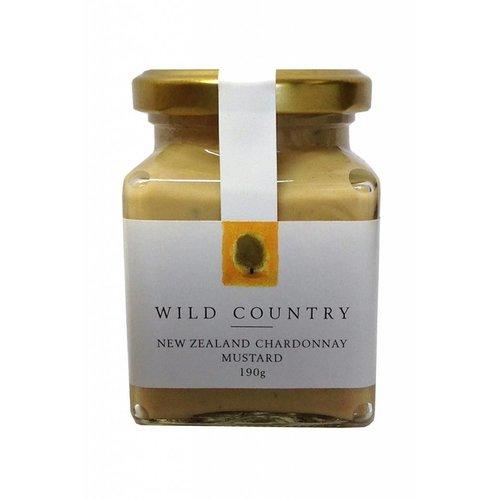 Wild Country New Zealand Chardonnay Mustard