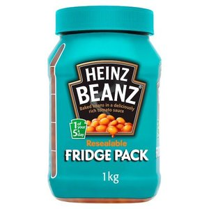 Heinz Heinz Baked Beans Resealable Fridge Pack