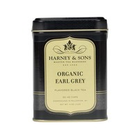 Harney and Sons Organic Earl Grey Loose Tin