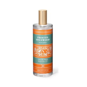 Crabtree & Evelyn C&E Frosted Spicewood Room Spray