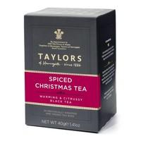 Taylors of Harrogate Spiced Christmas Tea 20s