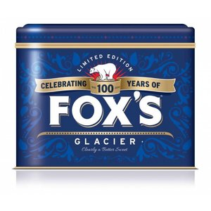 Fox's Fox's Glacier Tin