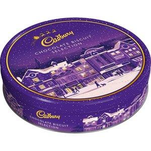 Cadbury Cadbury Chocolate Biscuit Selection Tin