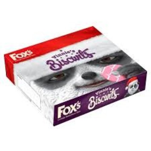 Fox's Foxs Vinnie Biscuit Carton