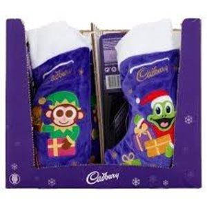 Cadbury Cadbury Plush Stocking