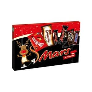 Mars Mars and Friends Selection Box