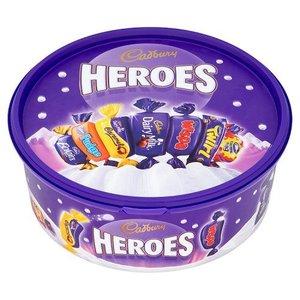 Cadbury Cadbury Heroes Tub