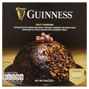 Guinness Guinness Christmas Pudding