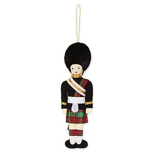 St. Nicolas St. Nicolas Scotsguard Ornament