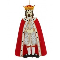 St. Nicolas King Ornament