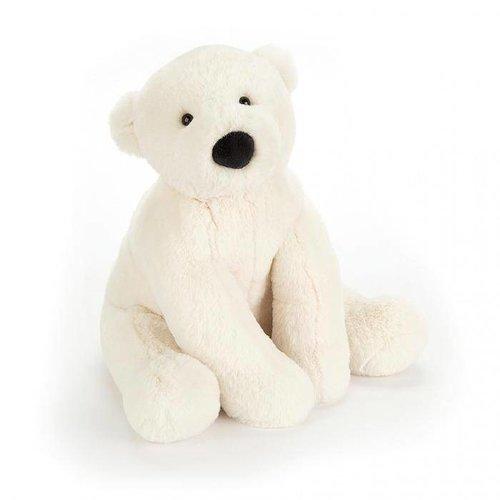 Jellycat Jellycat I Am Little Perry Polar Bear