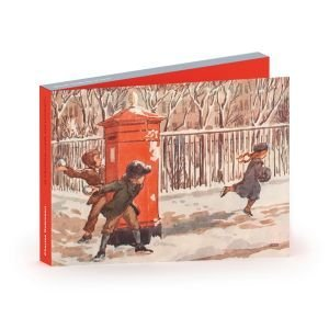 Calypso Royal Academt of Arts Boxed Christmas Cards-Post Box
