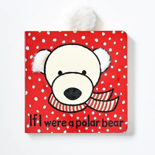 Jellycat Jellycat If I Were A Polar Bear Book
