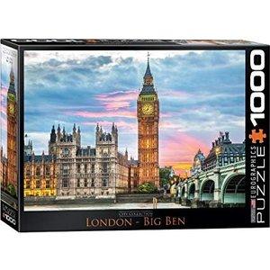 Eurographics Inc. Eurographics 1000 Piece Puzzle London Big Ben