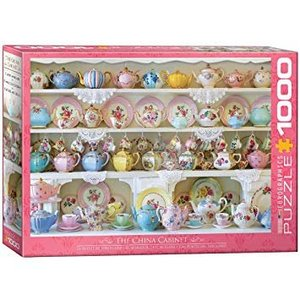 eurographics inc Eurographics Tea Hutch Puzzle 1000 Piece