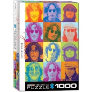 eurographics inc Eurographics John Lennon - Color Portraits 1000 PC Puzzle