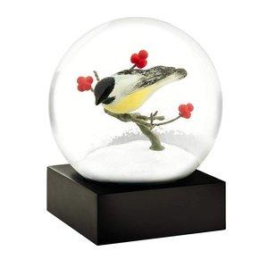Cool Snow Globes Cool Snow Globes Chickadee
