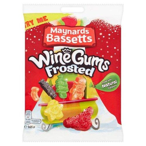 Bassett's Bassetts Frosted Wine Gum Bags