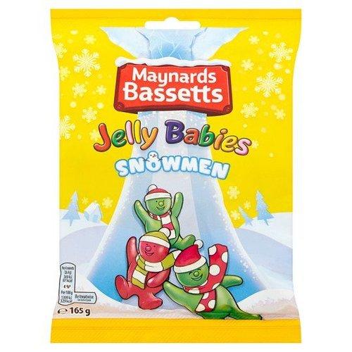 Bassett's Bassetts Jelly Snowmen