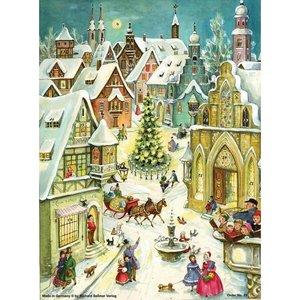 Boston International Boston International Town Square Paper Advent Calendar