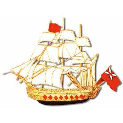 St. Nicolas St. Nicolas HMS Victory Ornament