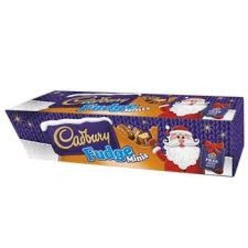Cadbury Cadbury Fudge Mini Tube