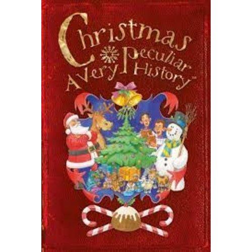 Christmas A Very Peculiar History Book