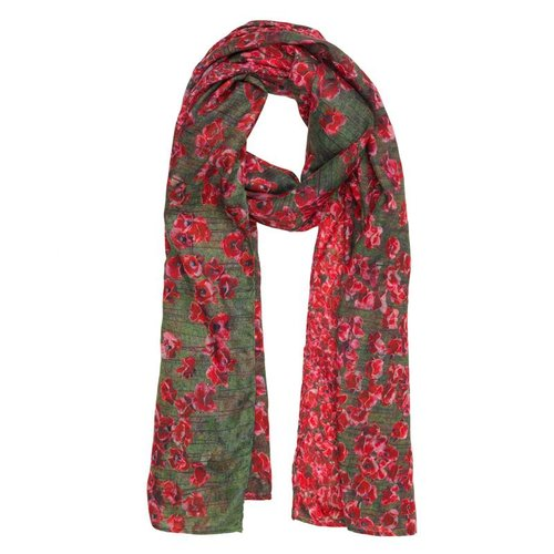 Imperial War Museums Imperial War Museum Poppy Scarf