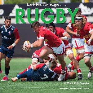 Rugby 2019 Calendar
