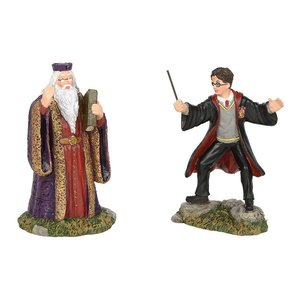 Department 56 Department 56 Harry Potter Harry The Headmaster Set of 2