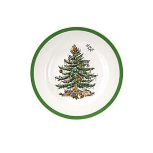 Cuthbertson Christmas Tree Plate Small