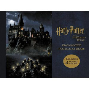 Harry Potter Harry Potter Enchanted Postcard Book