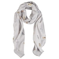 Wrendale A Dog's Life Scarf