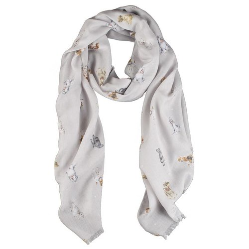 Wrendale Wrendale A Dog's Life Scarf