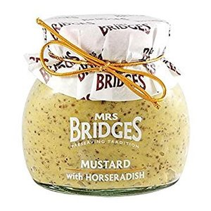 Mrs. Bridges Mrs. Bridges Mustard with Horseradish