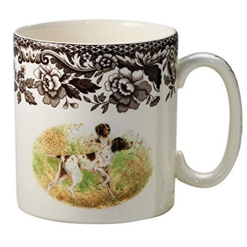 Spode Spode Woodland Dog Mug - Pointer