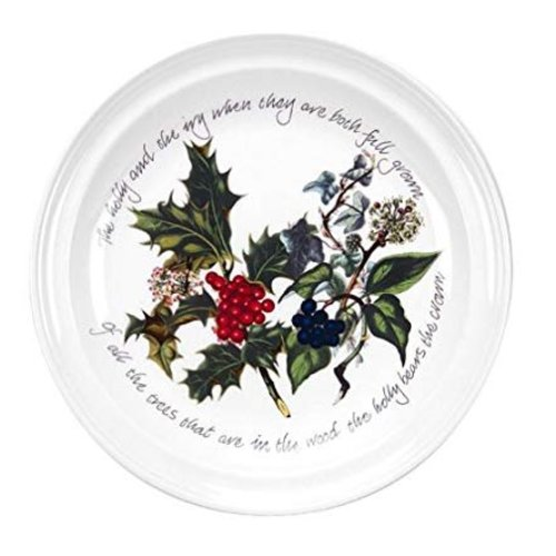 Portmeirion Holly & Ivy Dinner plate