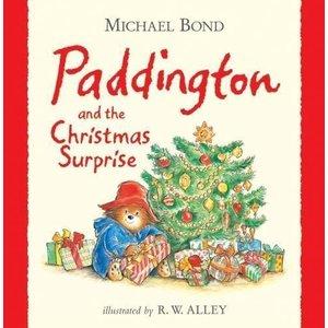 Harper Paddington and the Christmas Surprise Book