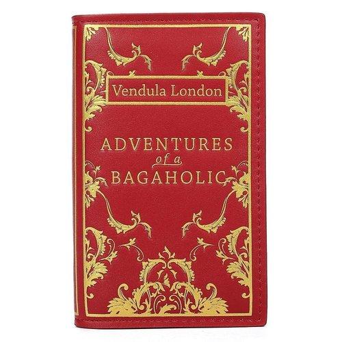Vendula Vendula Small Book Shaped Coin Purse