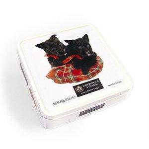 Gardiners of Scotland Gardiners Scottie Dog Tin Vanilla Fudge